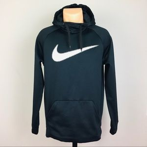 Nike Dri Fit Pullover Hoodie with Pockets Men's M